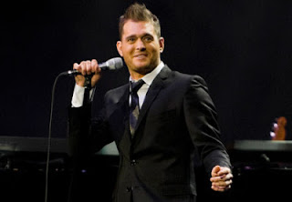 Bewley's Hotels Blog: Michael Buble Concert - Extra Tickets going on