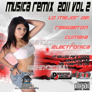 MUSICA REMIX 2011 VOL 2