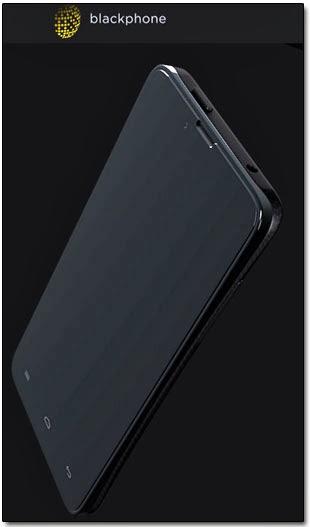 Смартфон Blackphone