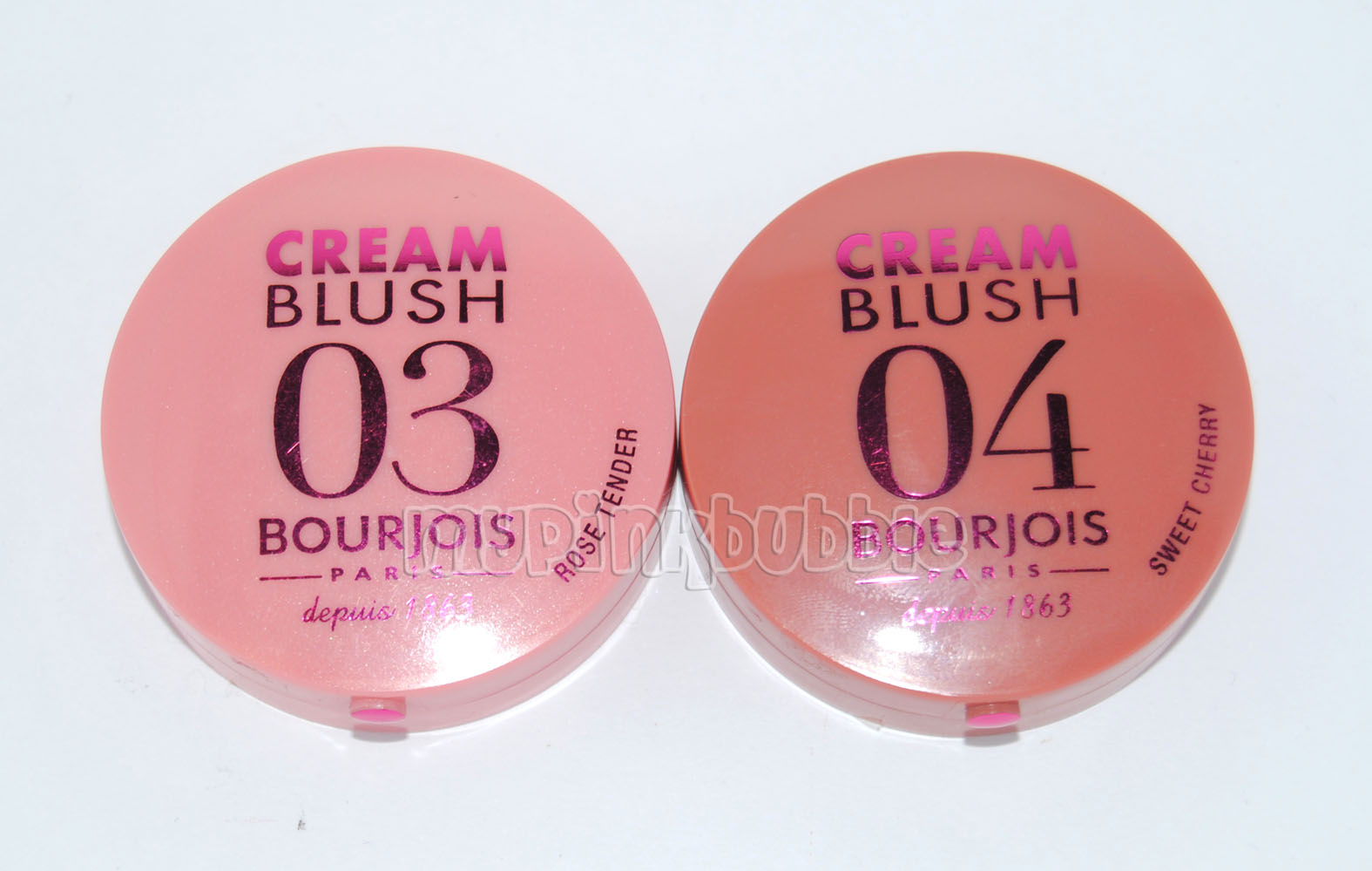 Cream blush bourjois