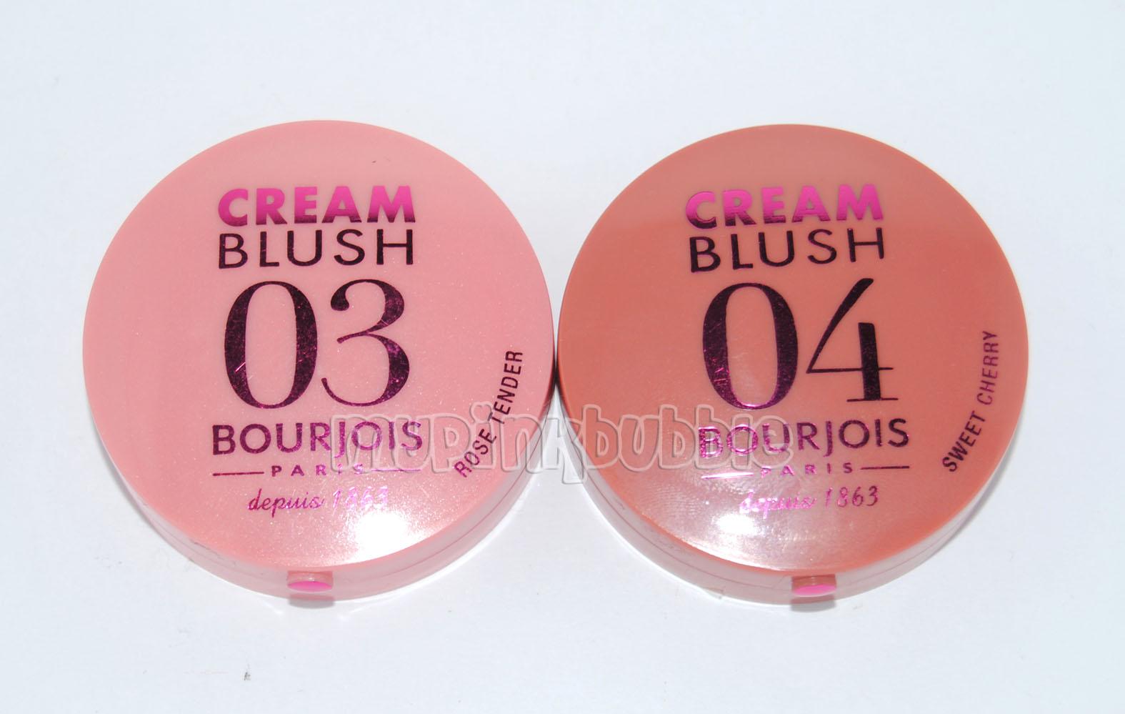 Cream blush bourjois