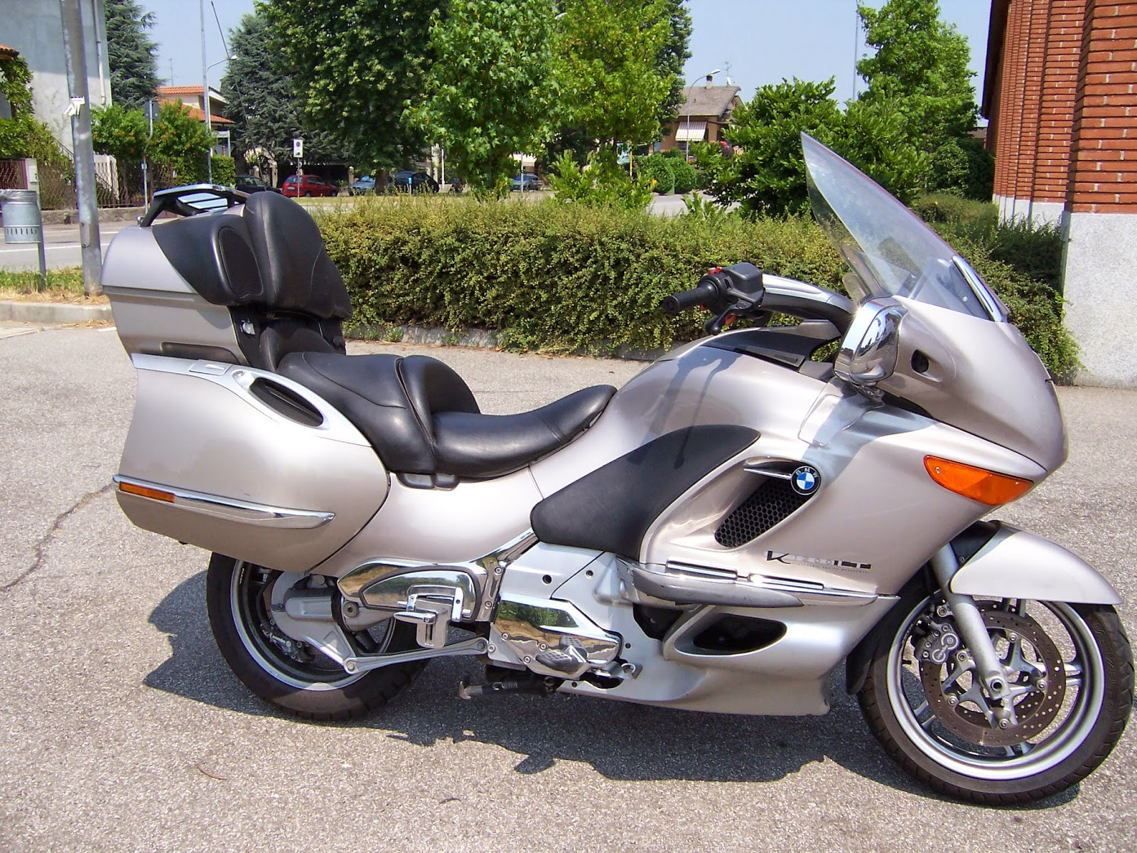 Bmw Motorrad Manual Resource Bmw K 1200 Lt 1999 2005