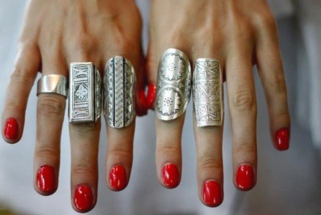 rings necklaces jewelry jewellery nailpolish beauty blog inspiration celebrities