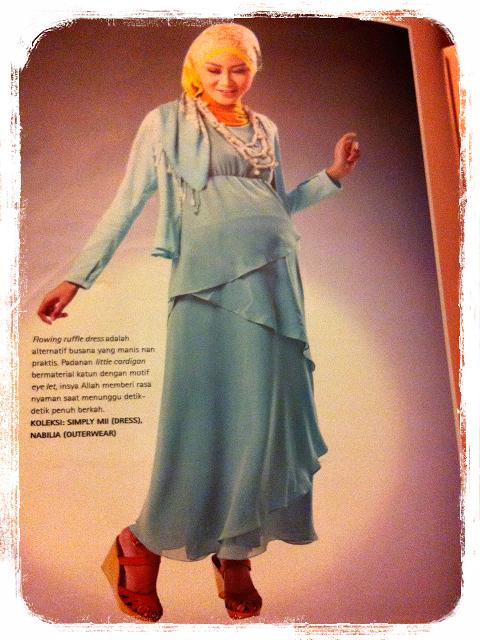 Foto Model Baju Kebaya Ibu Hamil