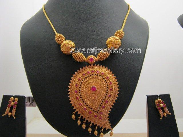 Antique gold pendant necklace images antique gold pendant necklace images gold pendant jewelry designs jpg aloadofball Image collections