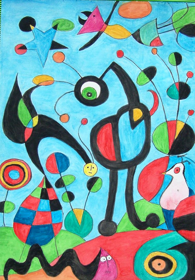 1000 images about joan miro on pinterest