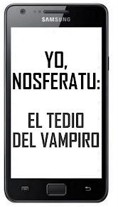 Vampirízate: pulsa en NOSFERATU y lee