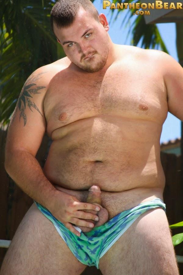 фото толстых мужчин голых