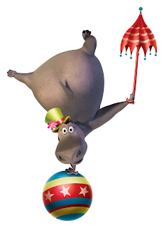 hipopotamo gloria