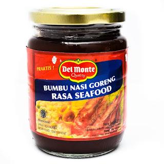 Bumbu Nasi Goreng Seafood