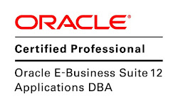 EBS-R12 Certified Professional