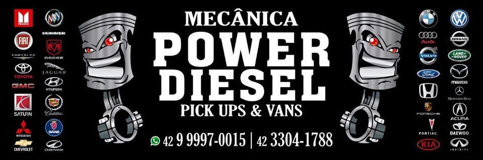 Mecânica Power Diesel