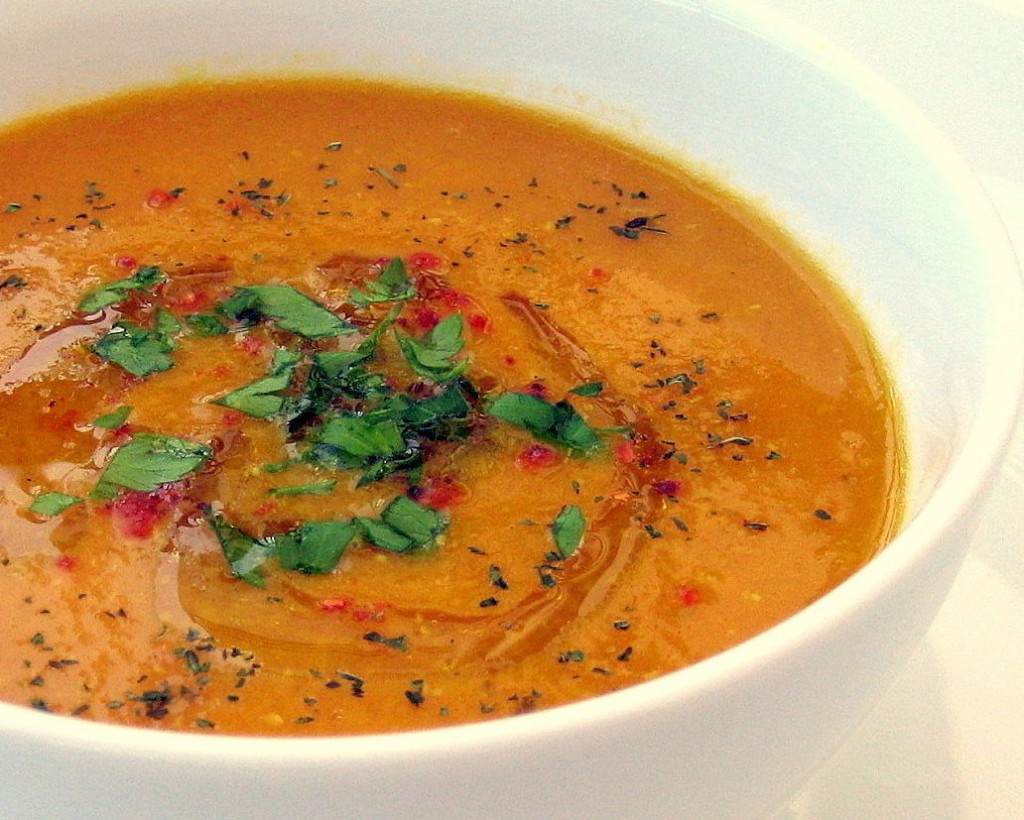 Cooking-range: Red Lentil Curry