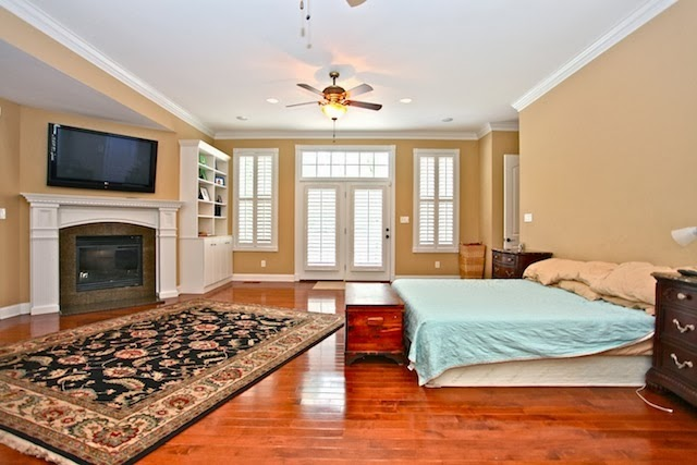 Jacksonville North Carolina Real Estate Master Bedroom Downstairs Is Growing As A Homebuyer Trend
