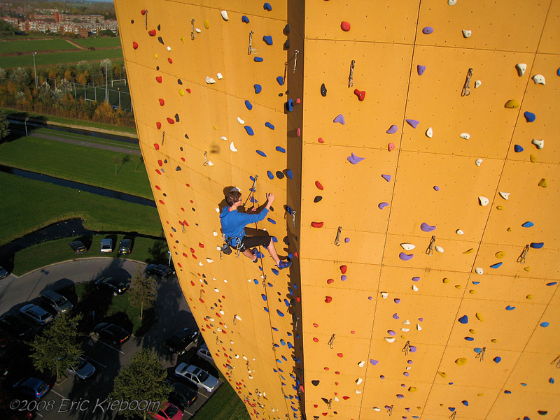 The gallery for Rock Climbing Wall