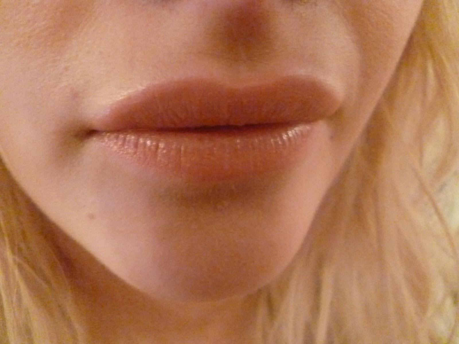 Megs Boutique: The Perfect Nude Lip: MAC Shy Girl