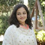 Nitya meenon Latest Photo Gallery in Salwar Kameez at New Movie Opening 21