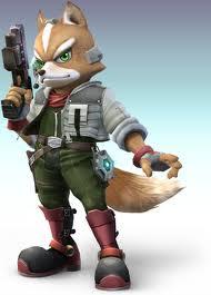 Fox the galactik fox