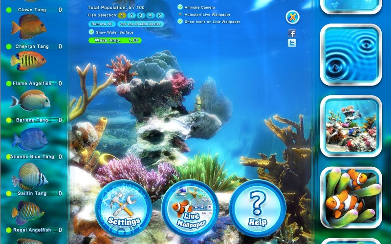 Simulation Aquarium 3.8