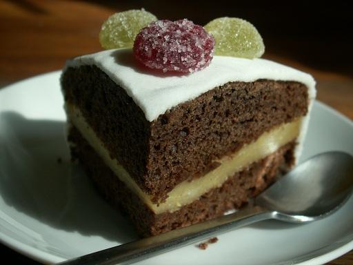 Smakolyki Alergika Tort Bez Jajek I Mleka Waniliowo Karobowy
