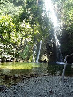 Greece-Crete-Hersonissos: Richtis Gorge