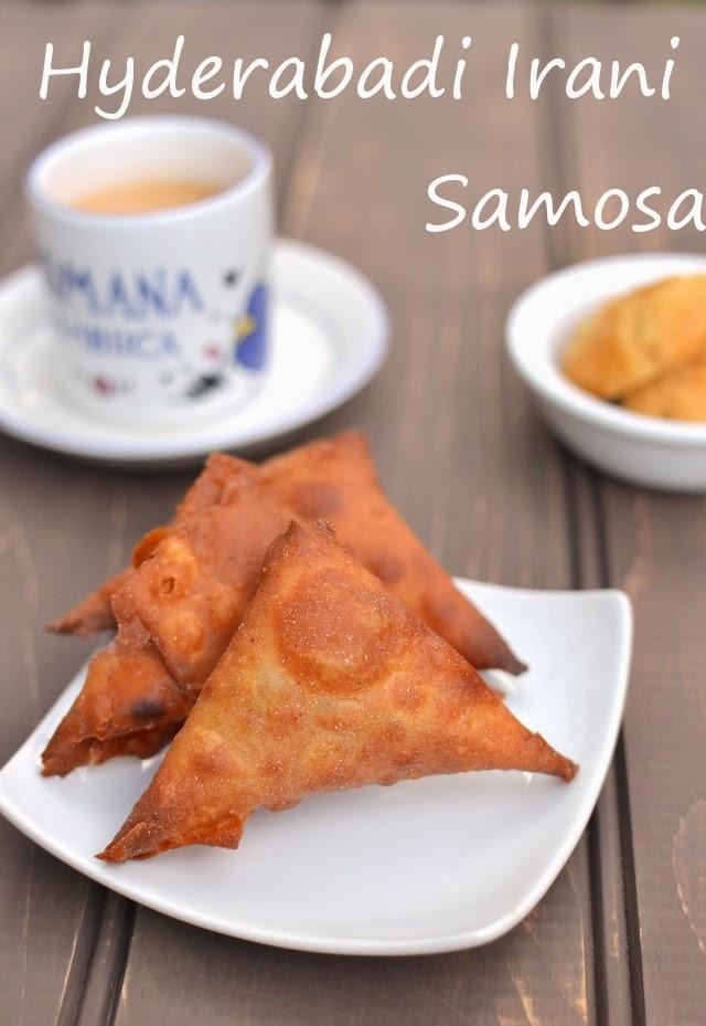 Xperience Hyderabadi Irani Samosa & Chai