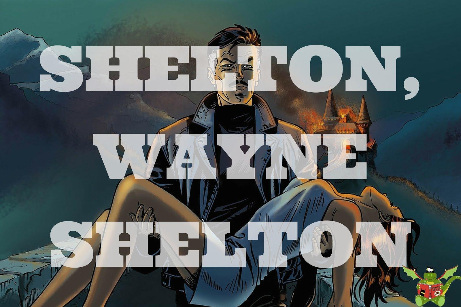Hablamos de la saga Wayne Shelton en Youtube
