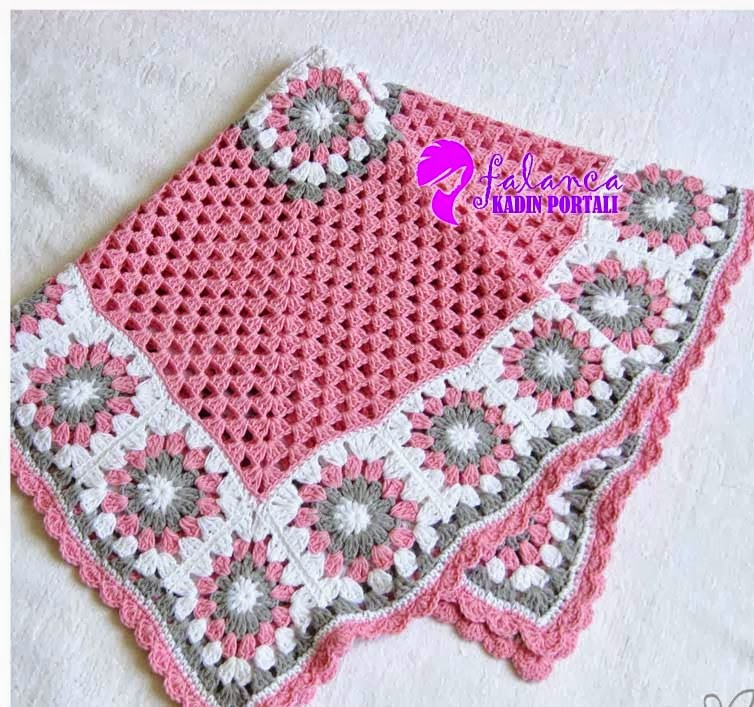 Different Crochet Patterns For Baby Blankets : Different Crochet Patterns For Baby Blankets images