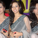 Isha Chawla in Saree Prema Kavali  Function