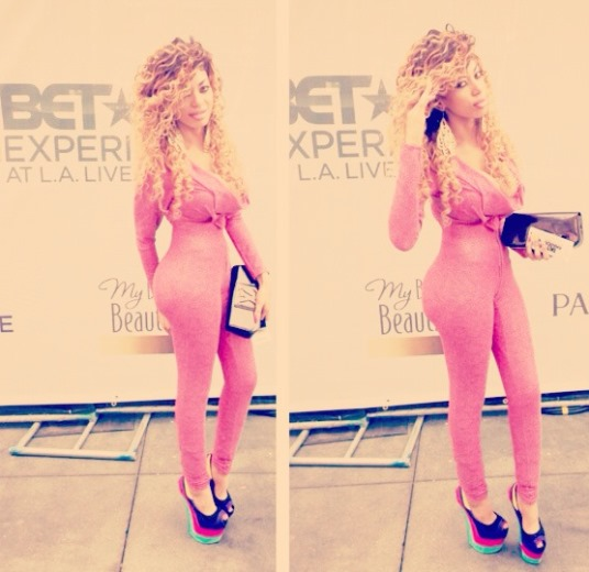 Line giuseppe zanotti pumps and luis vuitton sobe clutch to the bet