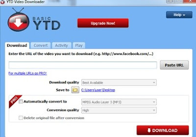 Download Latest Free YouTube Downloader (YTD) 2016