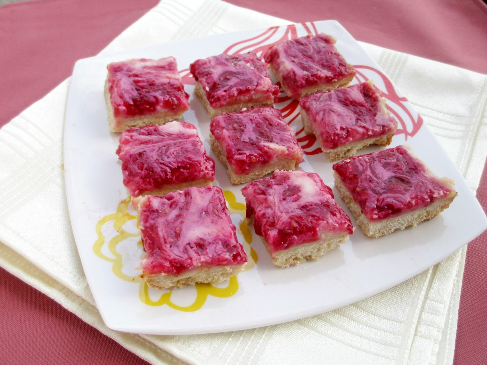 ... squares fig raspberry and lemon jam raspberry lemon bars recipe on
