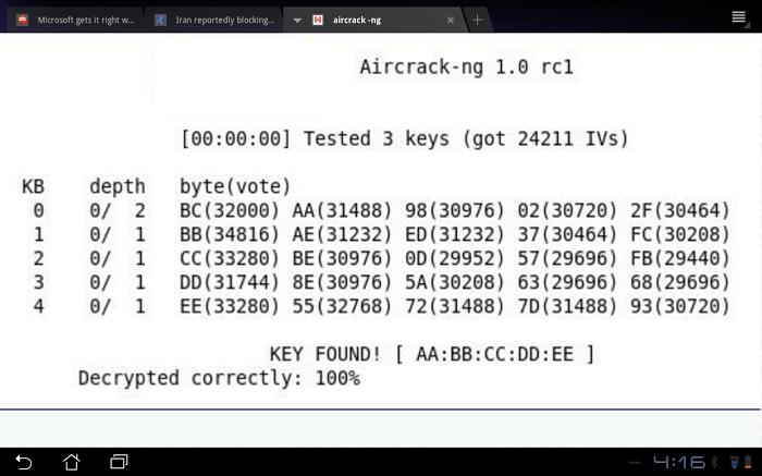 скачать aircrack-ng на андроид