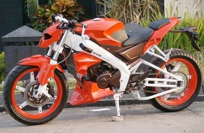 Modifikasi Yamaha V-Ixion 2009 - Extrim.jpg