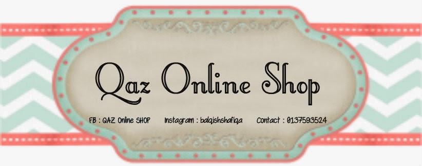 Qaz Online Shop