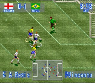 Imagen de International Superstar Soccer Deluxe (Snes)
