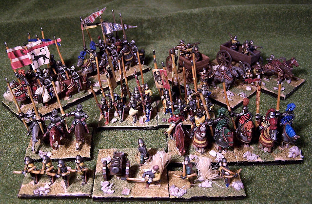 IV/13 Medieval German DBA Army