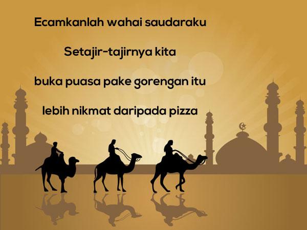 Gambar Kata Mutiara Islami versi Pepatah dan Petuah Lucu 6