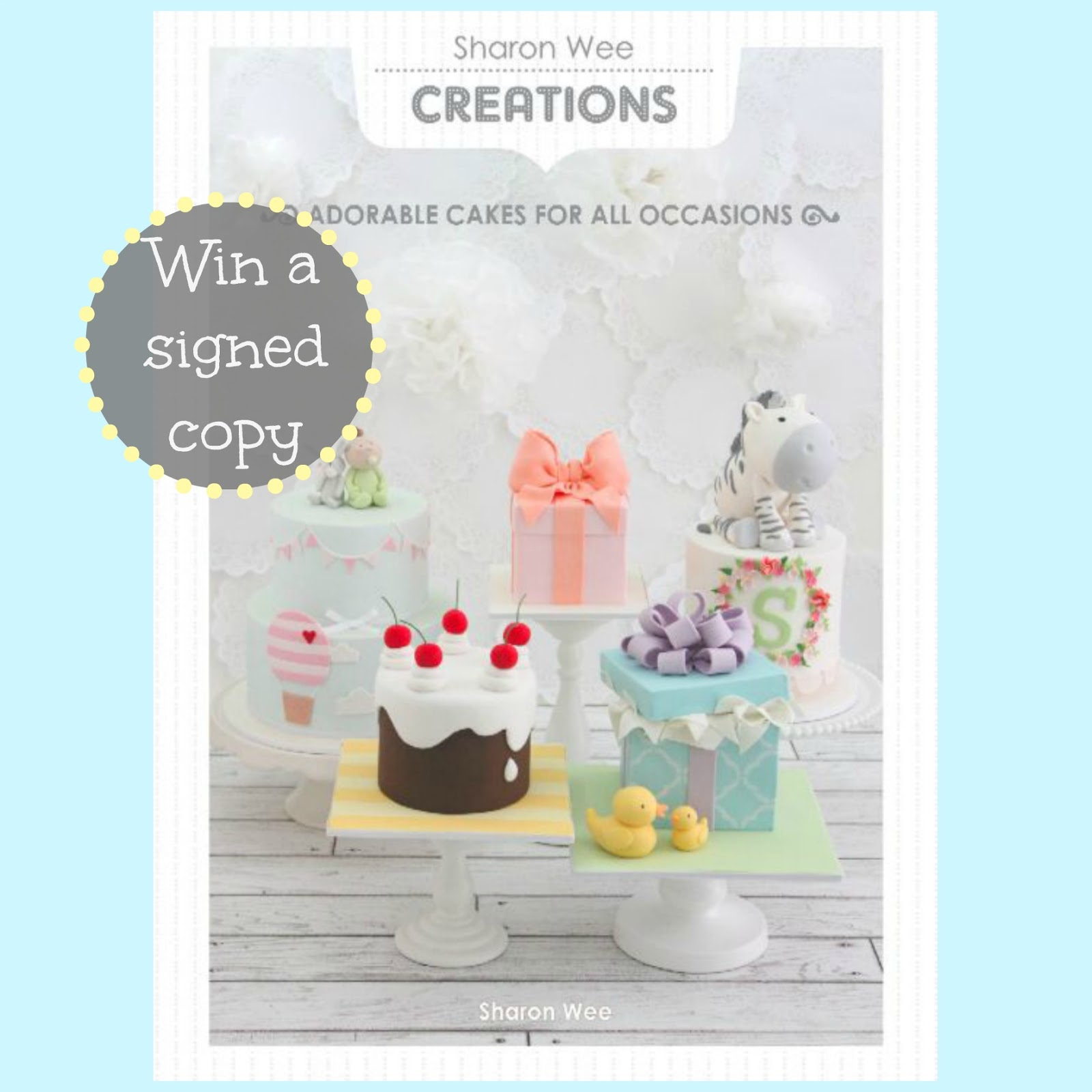 Best Cake Decorating Books Review : Bubble and Sweet: Adorable Cakes for All Occasions by ...