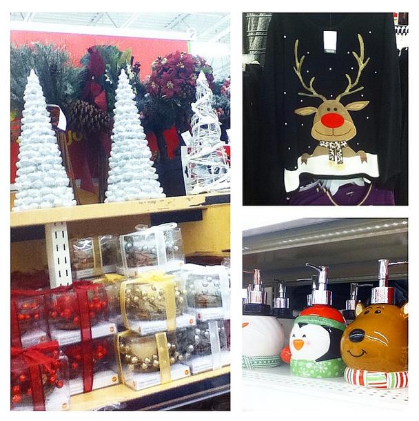 Un #NoëlRéussi avec Walmart