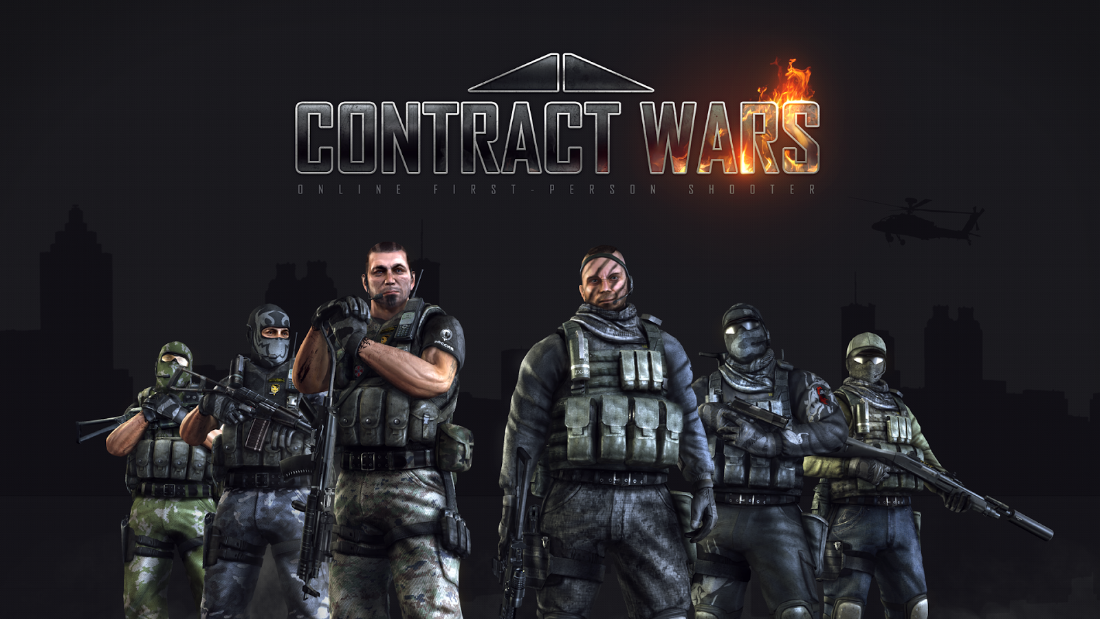 Contract Wars Cheat - 4 in 1 Hack Update October 18 CheatHax SoftwareSyndicate