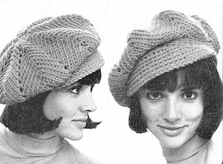 Knitting Hats Free Patterns | Design Patterns Library
