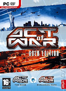 Act of War: Gold Edition – PC