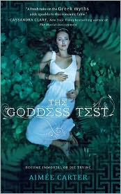 Review: The Goddess Test by Aimee Carter.