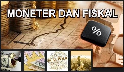 perbedaan antara kebijakan Moneter dan kebijakan Fiskal