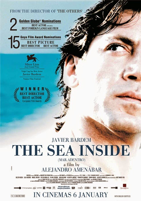 the sea inside mar adentro golden globe nominations