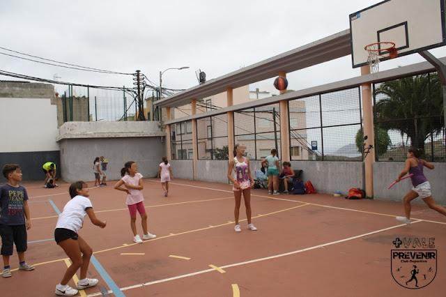baloncesto para niños
