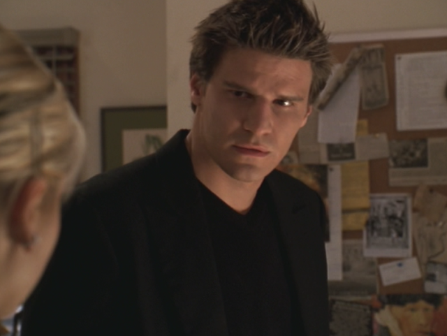 david boreanaz angel season 1 - photo #9