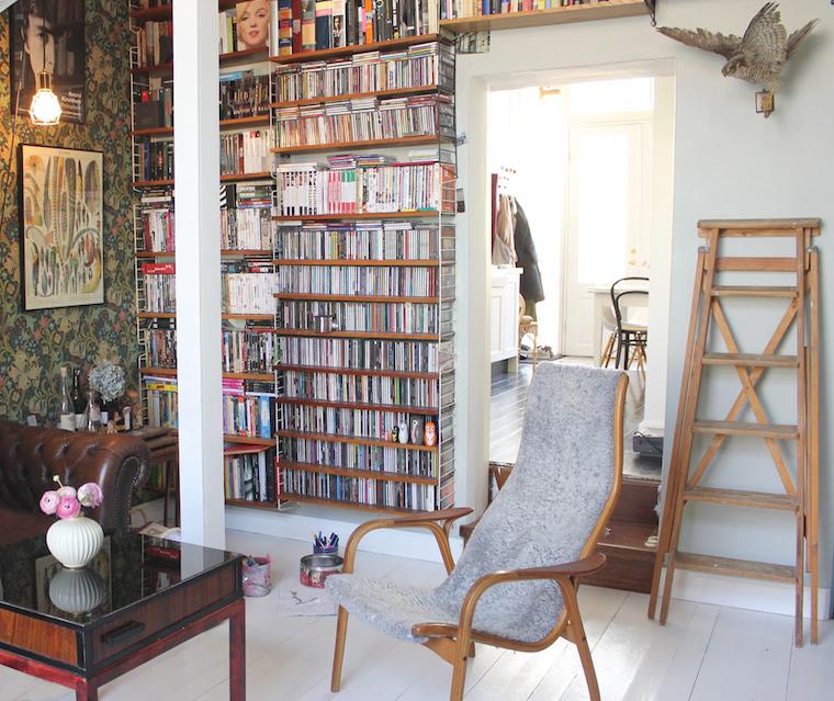 La casa del papel pintado floral tr nsito inicial - La casa del papel pintado ...