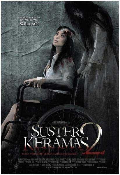 Sinopsis Film Suster Keramas 2